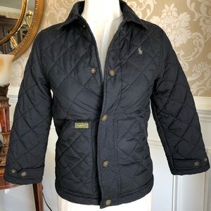 Polo by Ralph Lauren quilted jacket...Size S (8)